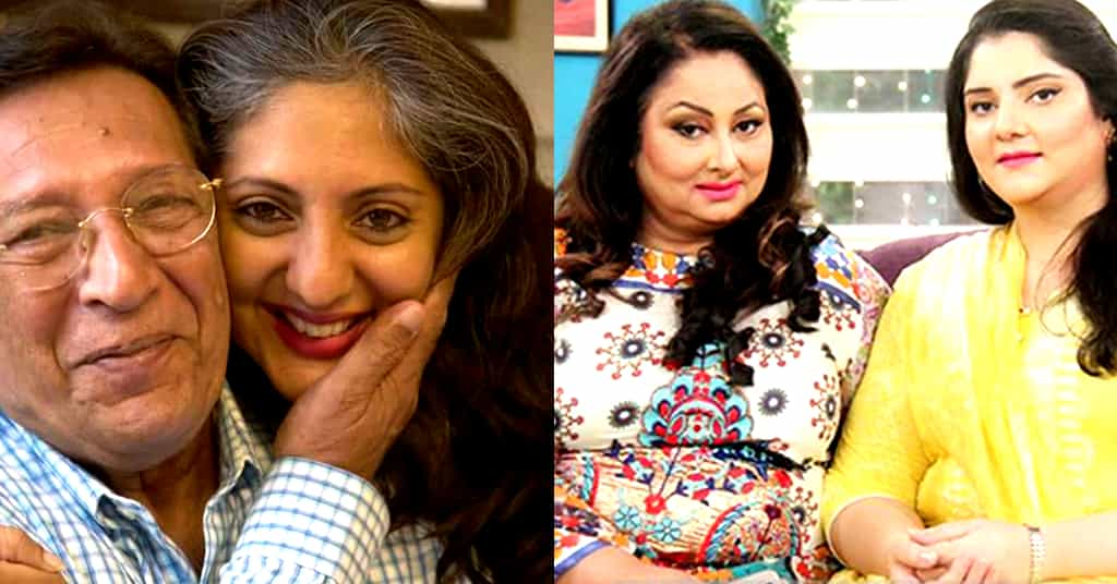 Pakistani Celebrities Whose Daughters Became a Widow At