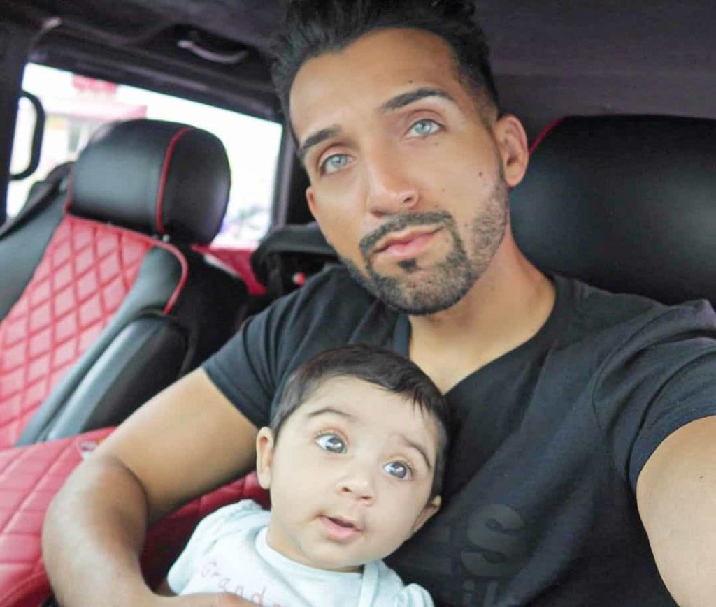 sham idrees daughter