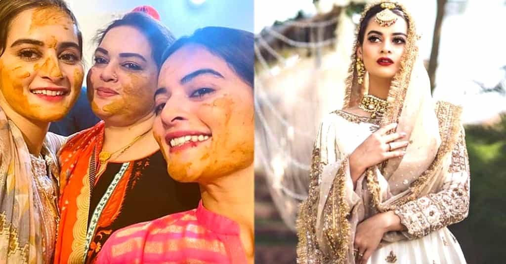 Minal Khan Getting Married Soon