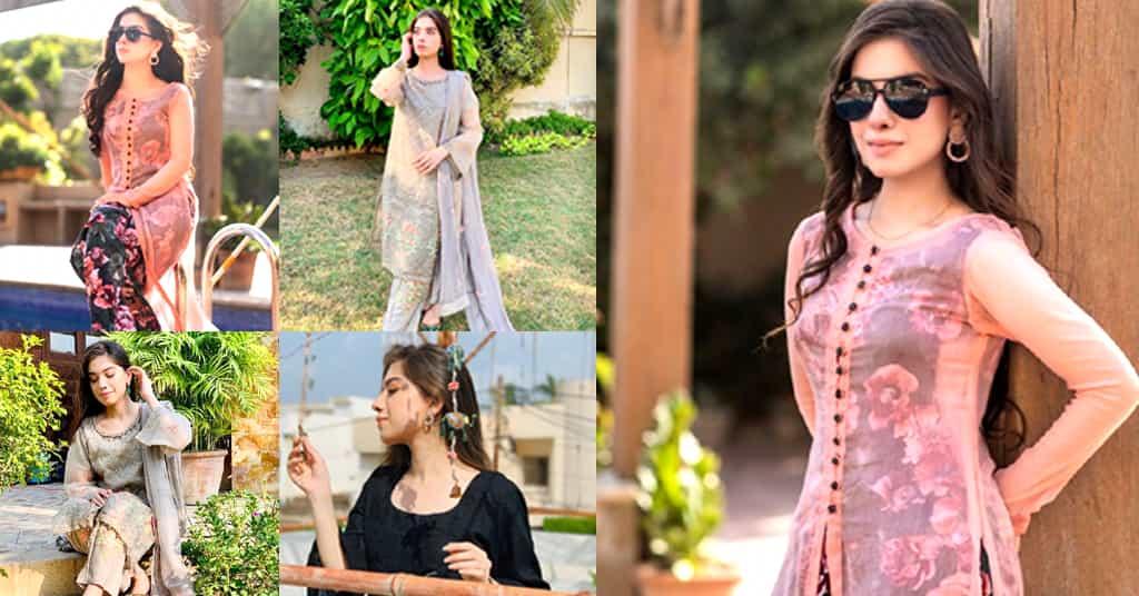 Arisha Razi Clothing Brand