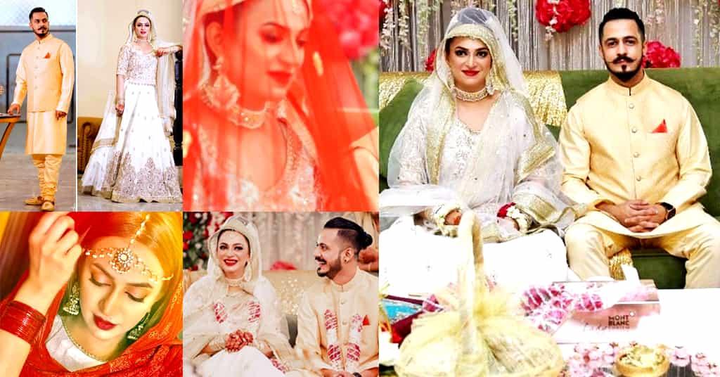 Hiba Khan Wedding Pictures