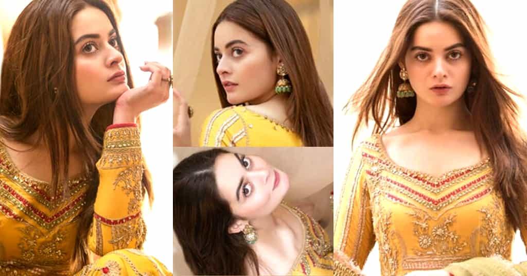 Minal Khan Dress