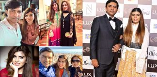 Sajjad Ali Wife Pictures