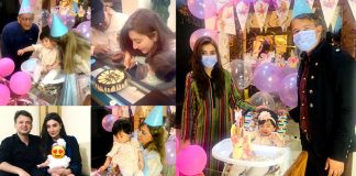 Ayesha khan daughter