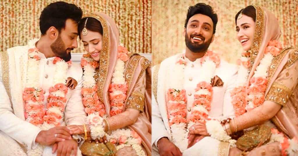 Sana Javed Wedding Pictures