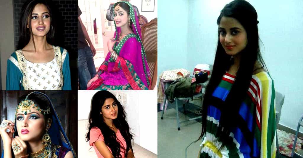Sajal Ali Without Makeup