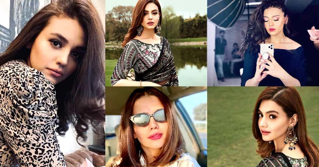 Zara Noor Abbas Pictures