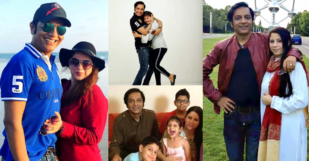 Nabeel Zafar Wife