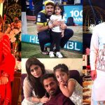 Wahab Riaz Family Pictures
