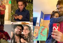 Iqra Aziz Birthday Pictures