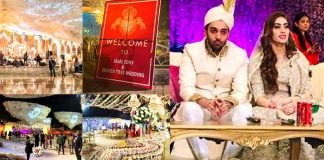 Jalal Sons And Master Tiles Wedding Pictures