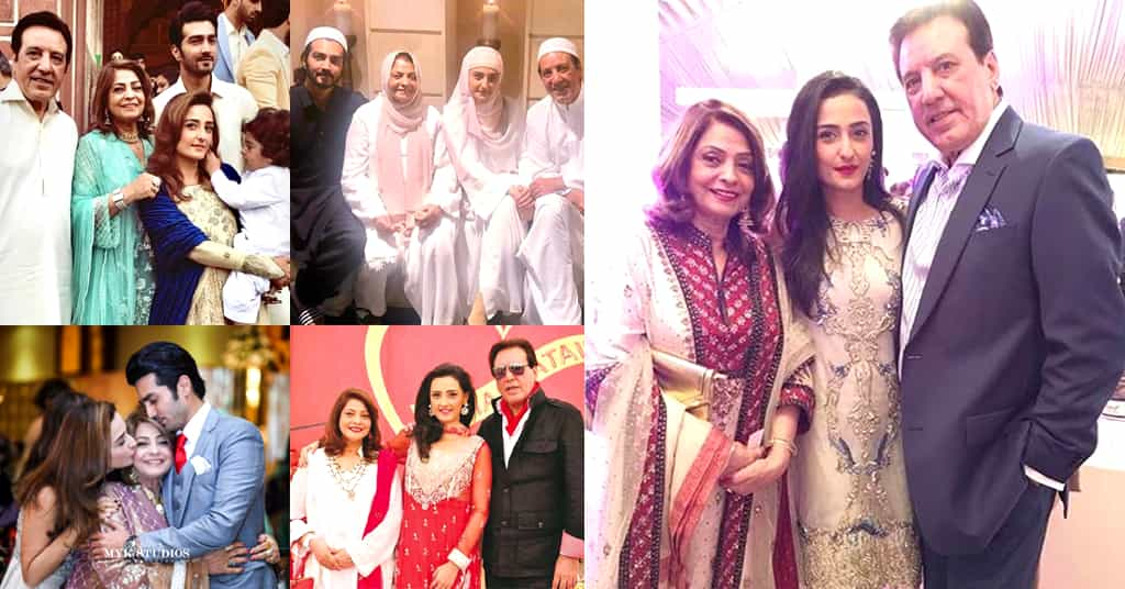 Javed Sheikh Wife