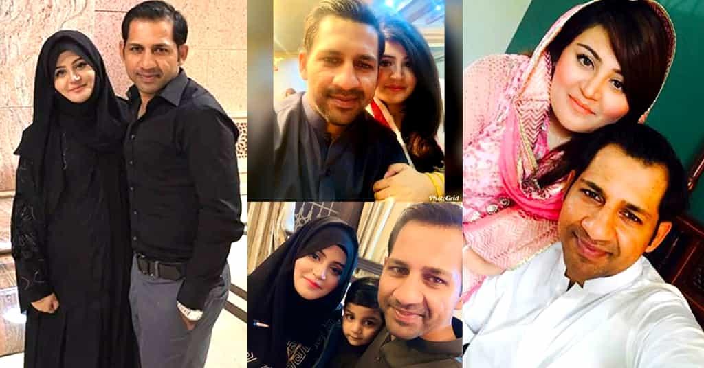 Sarfaraz Ahmed Wife