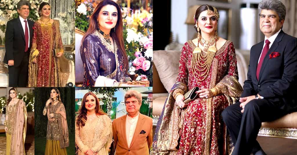 Kashmala Tariq Wedding Pictures