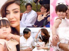 Ayesha Khan Daughter