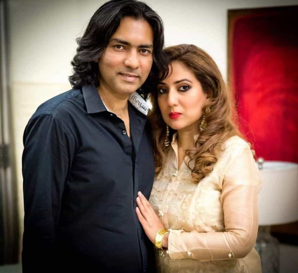 Sajjad Ali Wife