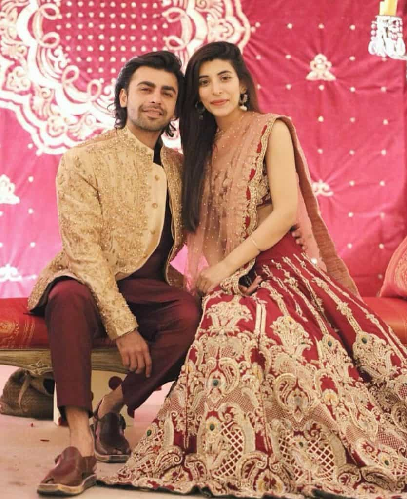 Beautiful Couple Urwa Hocane and Farhan Saeed Parted Their Ways - Showbiz  Pakistan
