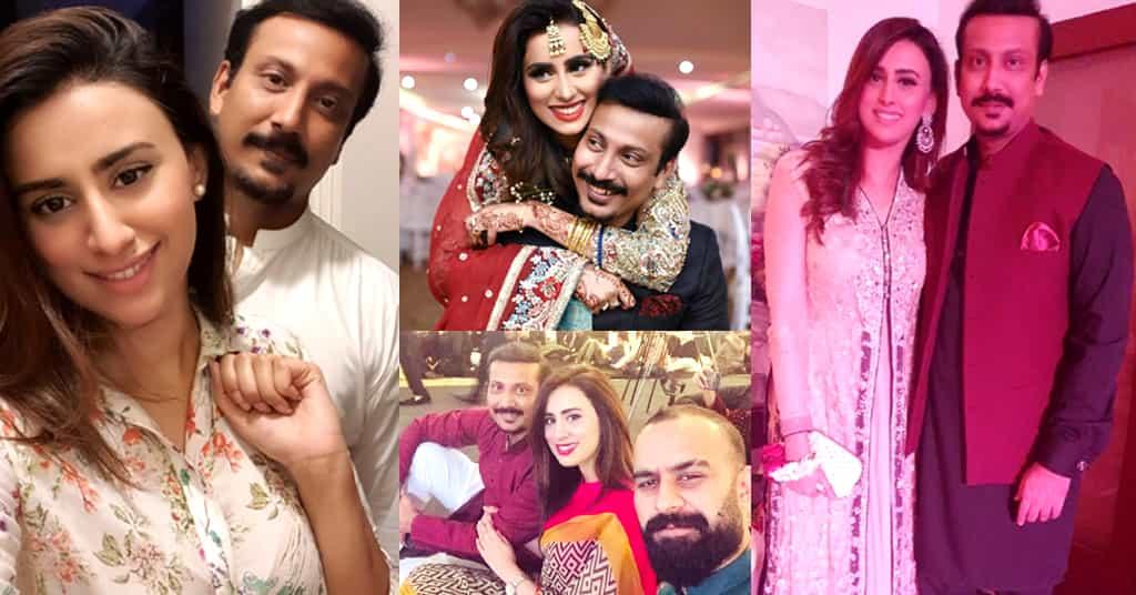 Faisal Sabzwari Wife