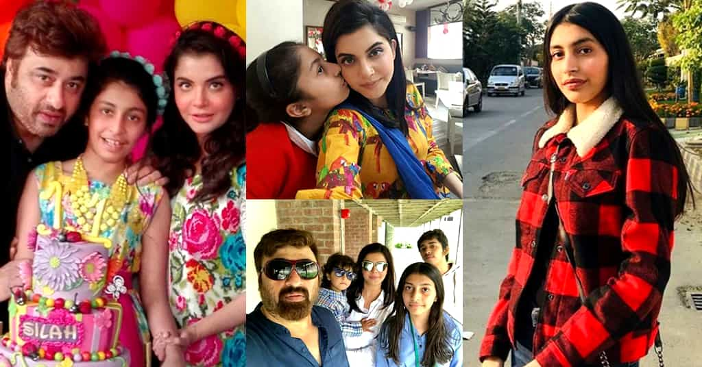 Nida Yasir Daughter