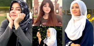 Rabi Pirzada Beauty