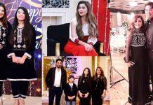 Javeria Saud Family