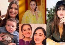 Hiba Bukhari Pictures