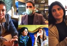 Uzma and Dia Cannoli, Restaurant Owners, Make Fun of Their Manager's Broken English