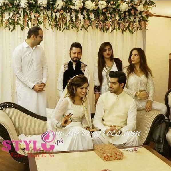 furqan qureshi wedding pics
