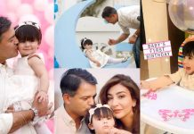 Beautiful Pictures of Aisha Khan With Her Daughter Mahnoor
