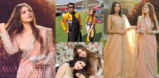 Dananeerr Mobeen Latest Photoshoot For Clothing Brand