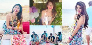 Mariyam Nafees Celebrates Her Birthday With Work Family
