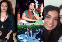 Salma Agha Latest Beautiful Pictures from Her Instagram