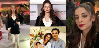 Sarwat Gilani Latest Photoshoot For Jewellery Brand