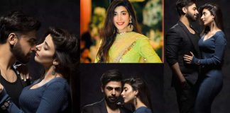 Urwa Hocane And Farhan Saeed Looking Absolutely Gorgeous In Their Latest Photoshoot