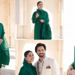 Ayeza Khan New Clicks For Lake View City With Her Husband Danish Taimoor
