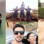 Beautiful Pictures of Fatima Effendi Enjoying The Holidays With Her Husband