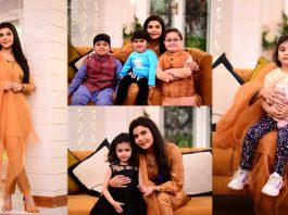 Beautiful Pictures of Talented Kids In Nida Yasir Morning Show