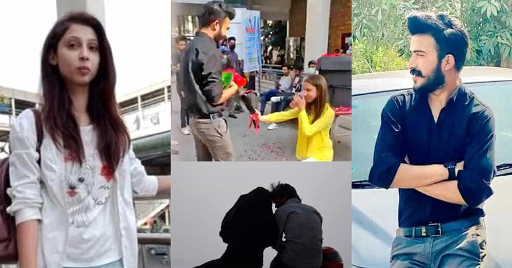 Lahore University Students Hadiqa Javaid and Shehryar Ahmed Got Married After A Proposal
