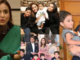 Nadia Khan Introduces Newly Adopted Child