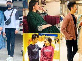 Nimra Shares Adorable Photos With Husband Asad