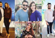 Rabab Hashim And Sohaib Shamshad New Pictures on Their Honeymoon