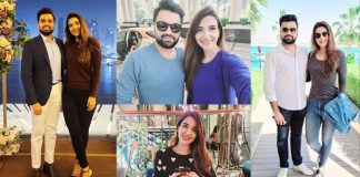 Rabab Hashim And Sohaib Shamshad New Pictures on Their Honeymoon