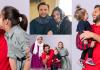 Shahid Afridi Beautiful Photoshoot With Her Daughter Arwa Afridi