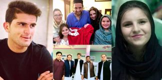 Shahid Afridi Finally Speaks on Daughter Aqsa Afridi's Engagement Rumours With Shaheen Shah
