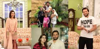 Shahid Afridi Recalls How He Proposed Wife Nadia Afridi For Marriage