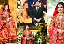 Syeda Tuba Amir Looking So Royal In Her Latest Bridal Photoshoot