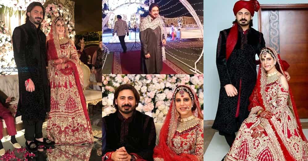 Wali Hamid Ali Khan Wedding Pictures Viral On Social Media