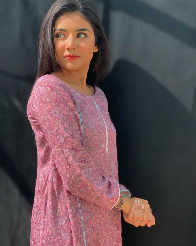 Areeka Haq Career