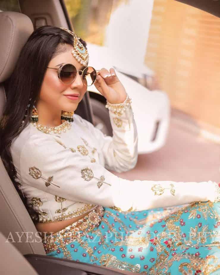 Areeka Haq Husband
