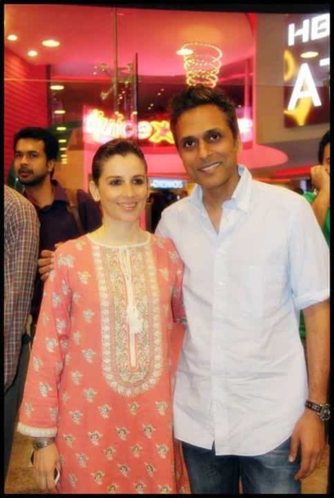 Bilal Maqsood Latest Beautiful Pictures With His Wife Tina Maqsood